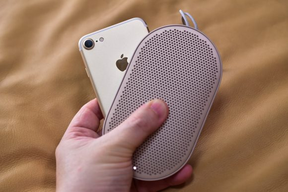 BeoPlay P2 with iPhone7