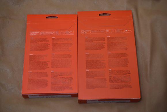 Fire7とFireHD8のパッケージ比較3