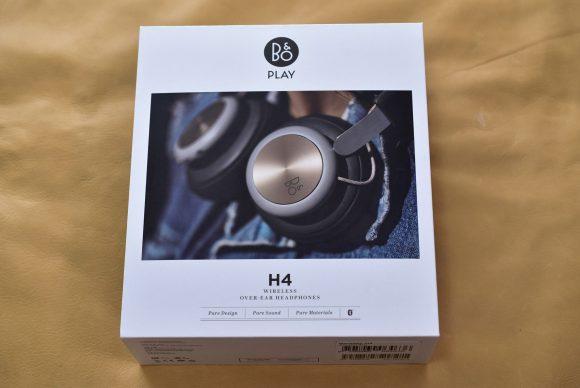 Beoplay H4 外箱