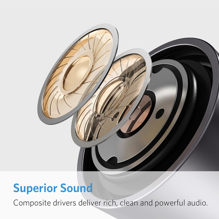 Anker SoundBuds Life 5 text