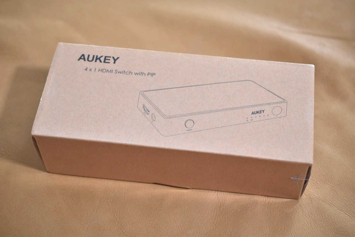 Aukey HDMI Selecter1
