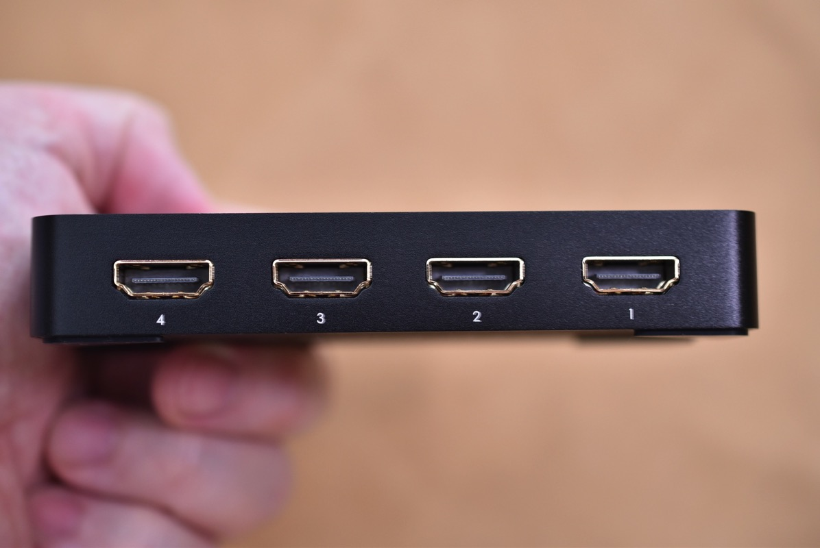 Aukey HDMI Selecter11