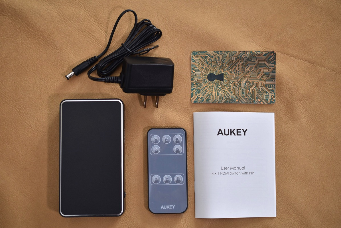 Aukey HDMI Selecter16