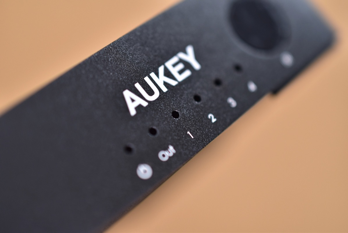 Aukey HDMI Selecter9