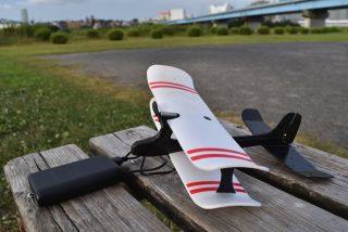 小型飛行機 Moskito 実機レビュー!これはムッチャ面白いです!
