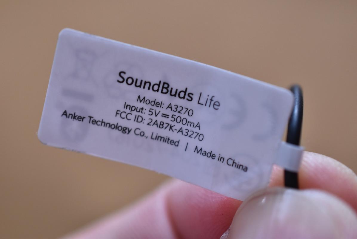 Anker SoundBuds Life22