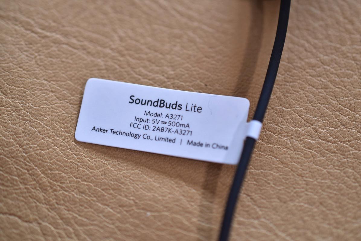Anker SoundBuds Lite 14