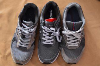 ニューバランス MW880SG3 を購入。靴はいつもMW880。