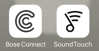 Bose のファームバージョンを調べる方法(ConnectとSoundTouchアプリとで違います)