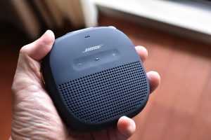 Bose SoundLInk Micro スピーカー サイズが小