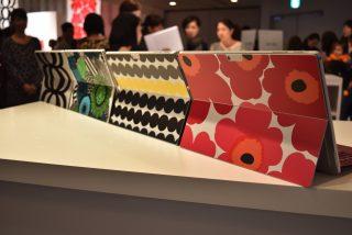 Marimekko for Surface がかわいい!今、Surfaceが欲しくてたまらない!