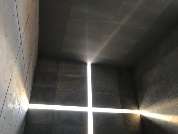 光の教会 安藤忠雄展-挑戦-