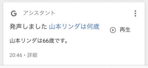 Google Home 年齢確認