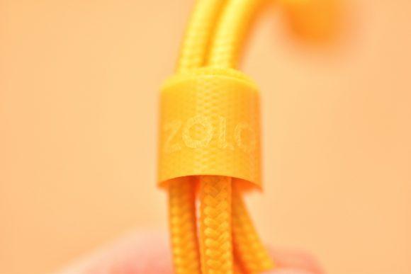 Zolo Liberty+ USBケーブル 結束バンド