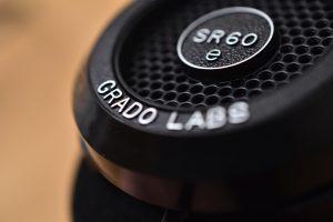 GRADO SR60e ヘッドホン