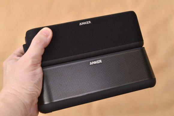 Anker SoundCore Pro+ と Boost