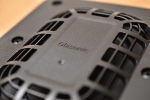 Olasonic IA-BT7 パッシブラジエータ