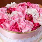 母の日 日比谷花壇 ケーキ