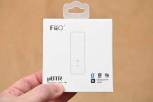 FiiO μBTR Box