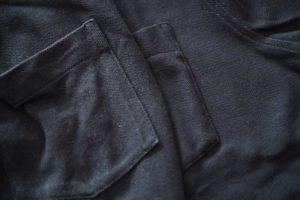 ポケット部分の処理の違い