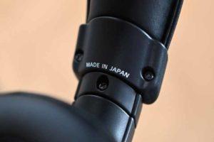 ソニーMDR-M1STは日本製