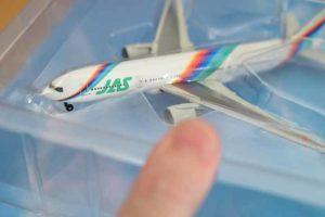 JAL旅客機コレクション3号モデル