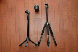 スタンド型一脚 Pole Pod Light FREE 比較