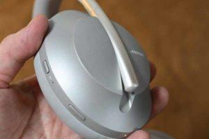 Bose Noise Cancelling Headphones 700 外観