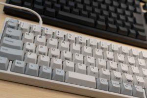 HHKB Professional HYBRID Type-Sサイズ感Realforceとの比較