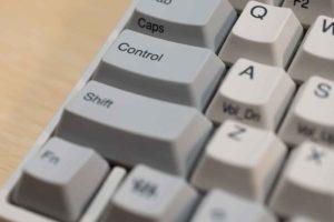 HHKB Professional HYBRID Type-SのControlキーの位置