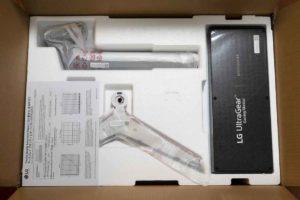 LGモニター27GL850-B開梱