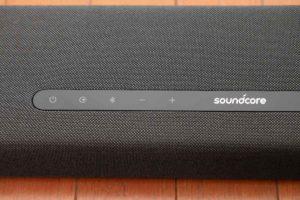 Soundcore Infini Pro タッチスイッチ