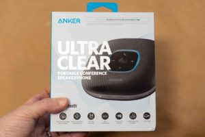 「Anker PowerConf」バッケージ