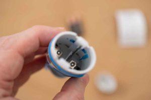 ブラウン 電動歯ブラシ DB4510NE 電池室