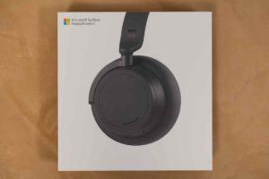 Surface Headphones 2 パッケージ
