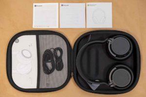 Surface Headphones 2 パッケージ内容