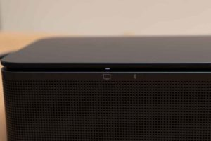 Bose TV Speaker のLEDインジケーター