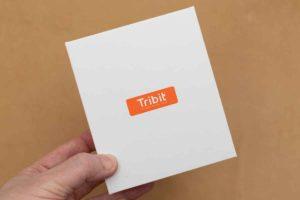 「Tribit Flybuds 1」外箱