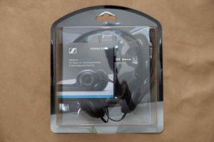 ゼンハイザーPC5 CHAT のパッケージ