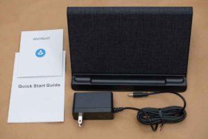 「Fire HD 8 Plus」充電スタンドセット内容