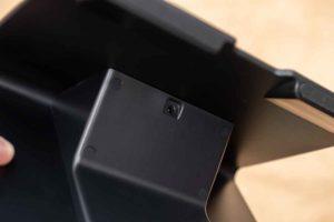 「Fire HD 8 Plus」充電スタンド電源入力