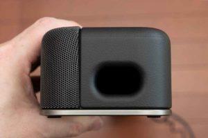 ソニー HD-X8500 バスレフポート
