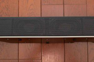 ソニー HD-X8500 本体 正面中央のサブウーハー