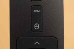Nebula Astro のリモコンのマウスモードボタン