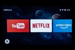 Nebula Astro メイン画面