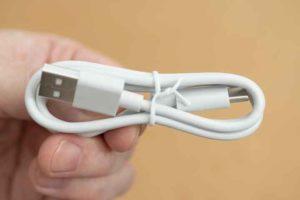 Nebula Astro の付属USBケーブル