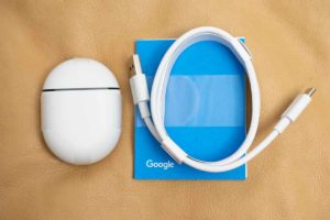 Google Pixel Buds セット内容