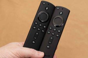 歴代Fire TV Stickのリモコンは第2世代と同じ