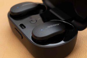 Bose QuietComfort Earbuds 充電ケース