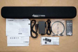 ヤマハSR-C20Aセット内容